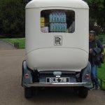 Rolls Royce Ice Cream Van?