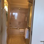Large bathroom - picture doesn't do it justice