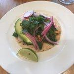 Chicken Pibil Taco