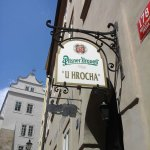 Authentic Czech pub.