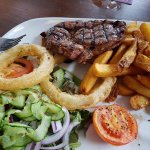 Steak of the day