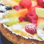 Un must cet été! La croûte multi-fruits crème passion !