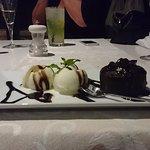 The Dark Chocolate Souffle