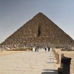 Mykerinos - Pyramide