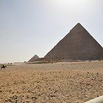 Giza-Plateau