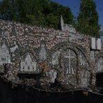 la vue de Chartres par l'artiste