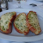 Garlic Bread Logo