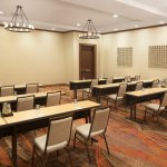 The 2,500 sq. ft. Brazos Room can be divided into 3 smaller sections for events of any size.