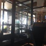 Jim Brady Logo Michigan Best Caesar Salad Lobster BLT menus patio-bar hallway Outside