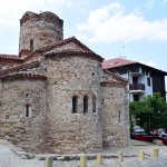 Old Nessebar Arhitecture