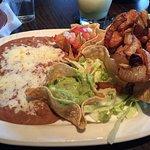 Tacos al Carbon, was delicious!