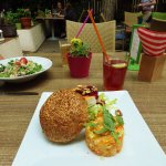 Fotografie: Green Spirit Vegetarian Bistro & Cafe