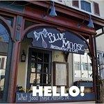 Photo de Blue Moose Restaurant & Cafe