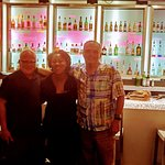 Danille with Keith and Michael Kelly