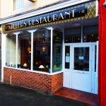 Millers Restaurant, 3 High Street, Exmouth EX8 1NN