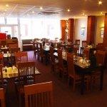 Our spacious Restaurant