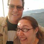 Amazing view of the Blue Ridge Mountains!
