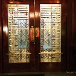 interior entrance doors