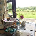 Fantastic stay at Smithfield Farm's 'Meadow room' :-)