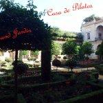 012 Casa de Pilatos vue du Grand Jardin.