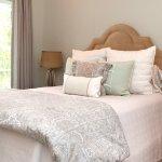 Marcia's Cottage queen bedroom