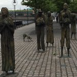 Foto de The Famine Sculpture