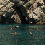 Photo de Capri Whales di Wendy