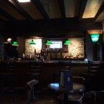 Bar. Nice Selection of Single Malts