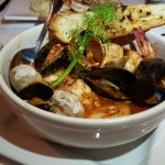 Cioppino is back on the menu!