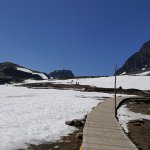 Trail platform