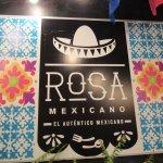 Foto de Rosa Mexicano
