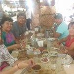 Un ambiente familiar y comida deliciosa!
