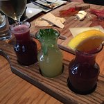Delicious sangria! Had a great time trying various dishes which we all loved. Everything was pre