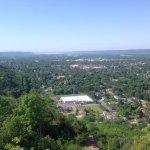 Views of Wisconsin, Minnesota, and Iowa from Grandad Bluff