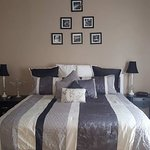 Our beautiful King bedroom suite