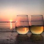 Sunset drinkies
