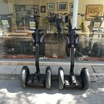 Photo of Segway Station Tour Experience
