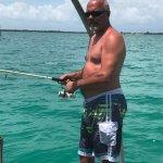 Chuck fishing!