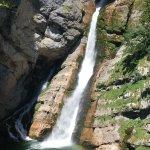 Photo of Waterfall Savica
