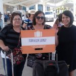Happy clients with Cancun Airport Transportation