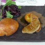 Foie gras poëllé