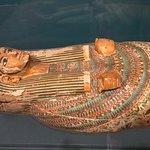 mummy exhibit