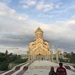 Photo of Tsminda Sameba Cathedral