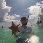 Starfish Cay on Saona Island Excursion