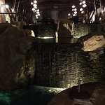 Grotto at the Sushi bar & lounge