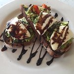 Try our Caprese Avocado Toast - you will not be disappointed!