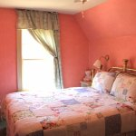 Schoharie - 3rd floor, queen bed, shared hall bathroom