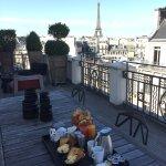 Foto de Hotel Marignan Champs-Elysées