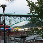 Perfect Saturday afternoon lunch on the TN River....