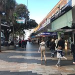 Manly Beach and Walk to the Corso from the Wharf